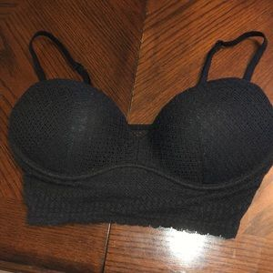 Wireless Push Up VS Bra